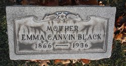 Emma <I>Canvin</I> Black