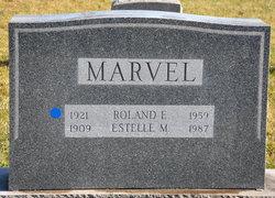 Estelle Mae <I>Frederick</I> Marvel
