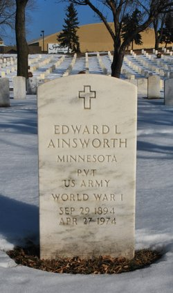 Edward L Ainsworth