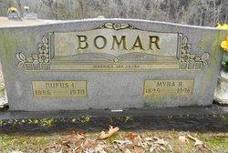 Myra <I>Redden</I> Bomar