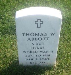 SSGT Thomas William Abbott