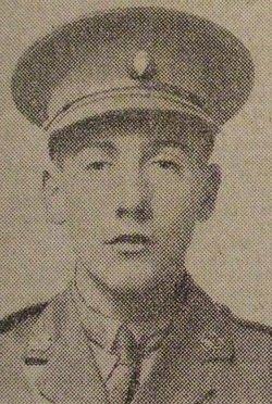 2nd Lt Archibald Thomas Aird