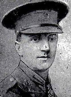 Capt William Gordon Cummings