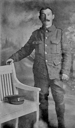 Sgt Patrick Joseph Weir