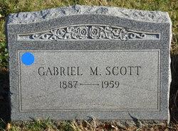 Gabriel Moss Scott, Jr