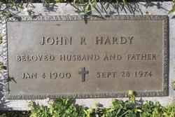 John Reed <I>Nicholson</I> Hardy
