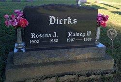 Rainey W. Dierks