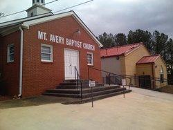 Mount Avery Missionary Baptist Church Cemetery