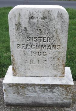 "Marie  C ""Sr Berchmans"" Salazar"