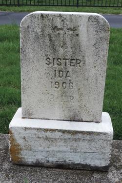 "Mary Ann ""Sr Ida"" Logue"