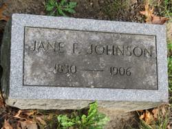 Jane F. Johnson