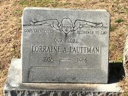 Lorraine A Lauttman