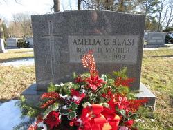 Amelia G Blasi