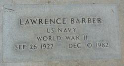 Lawrence Barber
