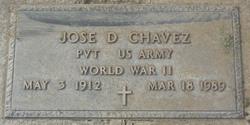Jose D. Chavez