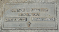 Genevie H. Stephens