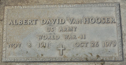 Albert David Van Hooser