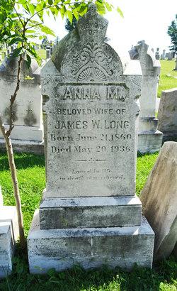 Anna M. <I>Wilkening</I> Long