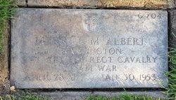 Merrill M Albert