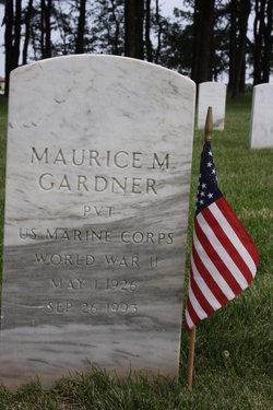 Maurice Melvin Gardner
