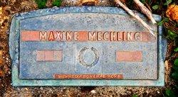 Maxine Mechling