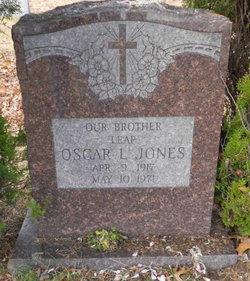 Oscar L Jones
