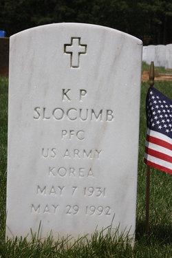 K P Slocumb