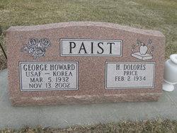 George Howard Paist