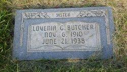 Arlette Lovenia <I>Gerber</I> Butcher