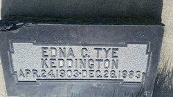 Edna Karen Christine <I>Christensen</I> Keddington