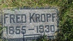 Fredrich Kropf