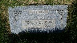 Edith Mary <I>Binnell</I> Hudson