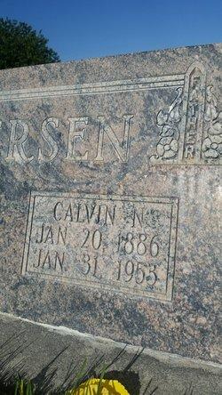 Calvin Nelsen Petersen