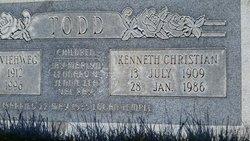 Kenneth Christian Todd