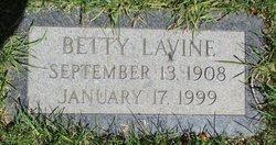 Betty Lavine