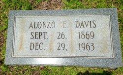 Alonzo E. Davis
