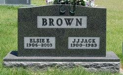 Elsie E. <I>Kinnaird</I> Brown