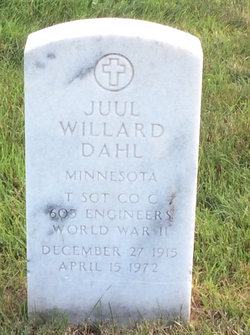 Juul Willard Dahl