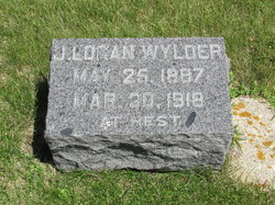 John Logan Wylder