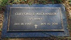 "Clifford Eugene ""Gene"" Alexander"