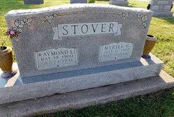 Myrtle G. <I>Foltz</I> Stover