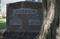 Hortense M. <I>Nelson</I> Anderson
