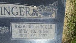 Absolam Lincoln Garringer