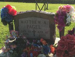 Matthew Allen Pagel