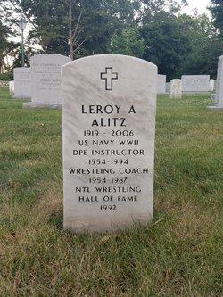 LeRoy Allen Alitz