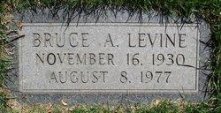 Bruce A Levine