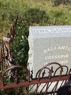 Ballante Gregoria