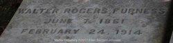 Walter Rogers Furness