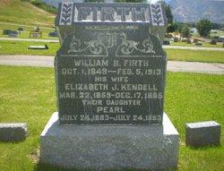 William Burton Firth