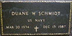 Duane W. Schmidt